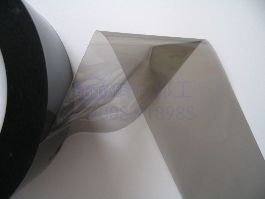 black joint adhesive tape, golden finger protection, kapton tape, splicing tape with release backing, release paper joint tape, liner connection tape