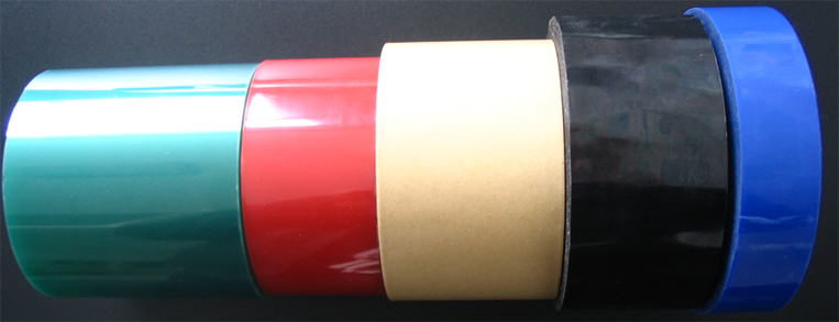 red splicing tape, blue base joint tape, artificial leather face adhesive tape