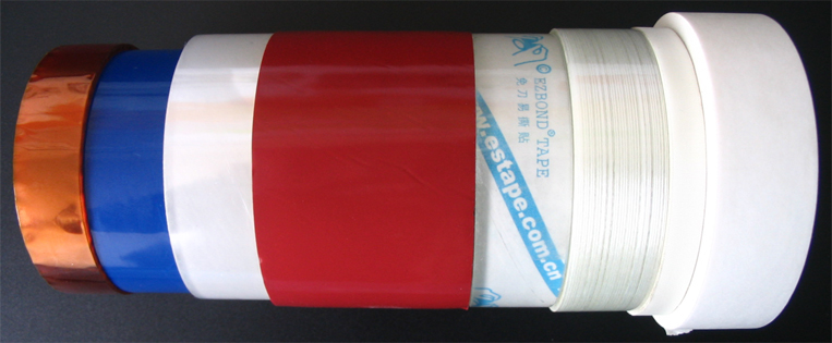 power transformer tapes, oil resistant tapes, heat resistance tapes